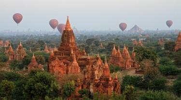 Большое путешествие по Мьянме
