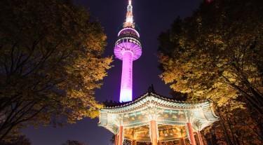 Сеул: осенние каникулы 2018