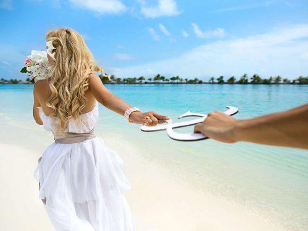 Свадьба на Коралловом острове + благословения монахов: Паттайя
