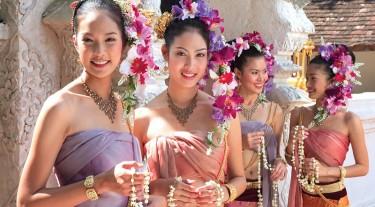 Свадьба в тайском стиле: Паттайя