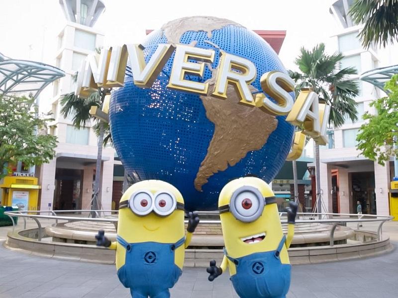 Universal studio + Sunway Lagoon!