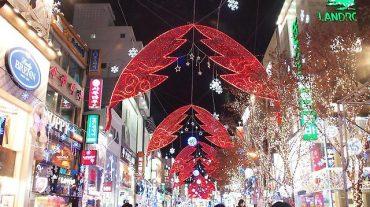 Новогодняя сказка в Сеуле (авиа)