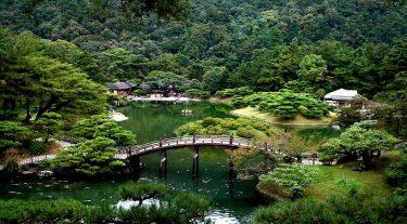 Япония с Востока на Запад + Сикоку