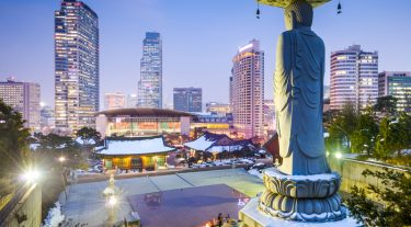 Летний тур в Сеул (паром)