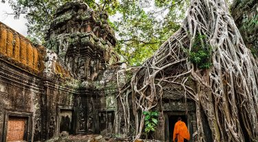 Лаос – Камбоджа