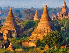 В Мьянму до конца марта