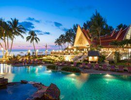 Новый шикарный отель Santhiya Phuket Natai Resort & Spa